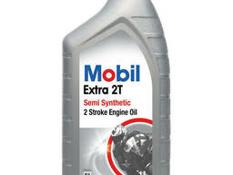 Масло моторное Mobil Extra 2T 1л