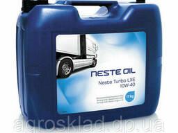Масло моторное синтетическое Neste Turbo LXE 10W40 (API. ..