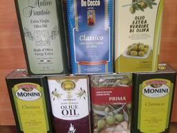 Масло оливковое. 5л. 3л. 1л. Продам.