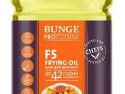 Масло подсолнечное BungePro Ф5 10л