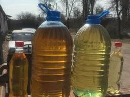 Масло подсолнечное Олія соняшникова