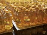 Масло подсолнечное ПЭТ бутылки - фото 1