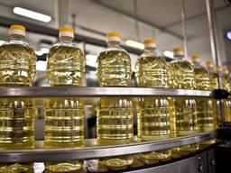 Масло подсолнечное. Sunflower oil . Экспорт. Украина.
