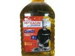 Масло растительное для фритюра 5л. pechagin professional