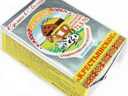 Масло сладко-сливочное 72, 5% Беларусь