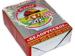 Масло сладко-сливочное 82,5% Беларусь