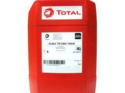 Масло total rubia tir 8900 10w-40 20L евро 5 синтетика