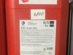 Масло Total Rubia TIR 8900 10W40 Евро 5. Канистра 20 литров