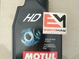 Масло трансмиссионное минеральное Motul HD 80W90 API. ..