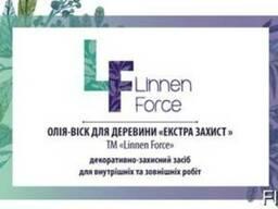 Масло-воск ТМ Linnen Force