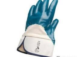 Маслобензостійкі рукавички з товстим покриттям