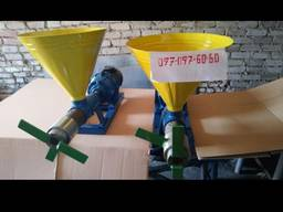 Маслопресс для переработки семян подсолнечника