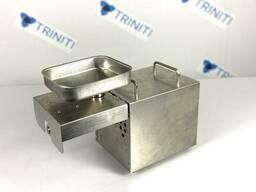 Маслопресс шнековый Dulong DL-ZYJ05 400W (3-4 л/час) для холодного отжима масла из. ..