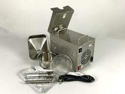 Маслопресс шнековый Dulong DL-ZYJ06 600W (5-6 л/час) для холодного отжима масла из. ..