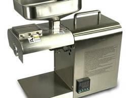 Маслопресс шнековый Dulong TN 600W (5-6 л/час) с термостатом для холодного отжима масла