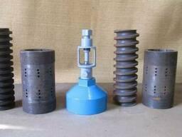 Маслопресс шнековый холодного отжима 220в- 15л/час 2.2 кВт М - photo 3