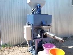 Маслопресс шнековый (с подогревом сырья) пресс для масла 220 кг/час 11 кВт