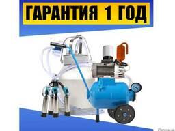 Масляный доильный аппарат Буренка-1 Нержавейка