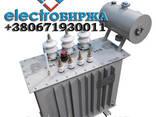 Масляный силовой трансформатор ТМ-400 кВА, ТМГ-400 кВа - фото 1