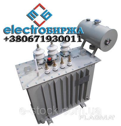 Масляный силовой трансформатор ТМ-400 кВА, ТМГ-400 кВа