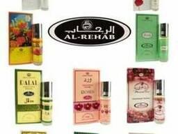 Масляные духи Al-Rehab Zahrat Hawai 6 мл.