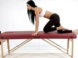 Массажный стол кушетка для массажа, шугаринга