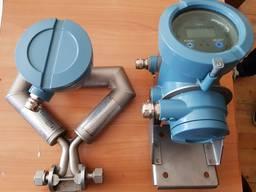 Массовый(кориолтсовый) расходомер MicroMotion CMF025 DN6
