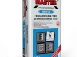 """""""Mастер Unifix"""" клей для гипсокартона 15 кг"""