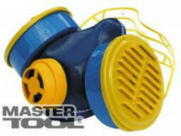 MasterTool Респиратор Пульс-2 (2 фильтра), Арт. : 82-0143