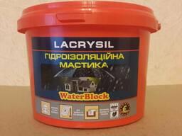 Мастика Aquastop акриловая гидроизоляционная Lacrysil