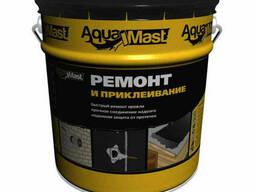 Мастика битумная для ремонта кровли AquaMast; 18 кг
