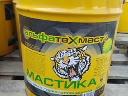 Мастика битумная гидроизоляционная 20л(20кг) в Луганске