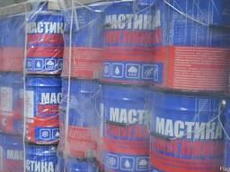 Мастика битумная МБКХ в Донецке, Макеевке и пригороде.