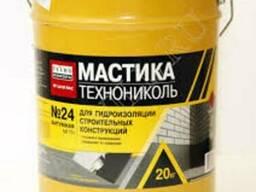 Мастика битумная МГТН ТН №24 20кг