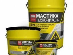 "Мастика битумная ТехноНиколь №24 ""МГТН""; 20 кг"