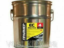 Мастика битумно-клеющая ЕС-4 20кг