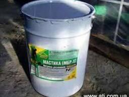 Мастика для гидроизоляции битумно-каучуковая Недрого Донецк