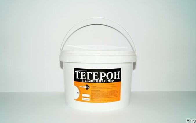 """Мастика """"Тегерон битумный"""" 2,5 кг"""