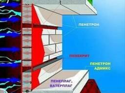 Материалы для защиты от проникновения воды в подвал