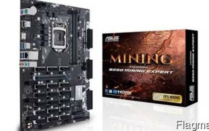 Материнская плата Asus B250 Mining Expert