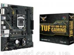 Материнская плата ASUS TUF H310M-PLUS Gaming