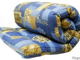 Матрас ватный 190х70 мебельная ткань