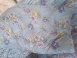 Матрас ватный детский 140х60 см , ткань тик