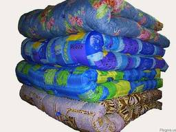Матрас ватный 190х90 верх из мебельной ткани