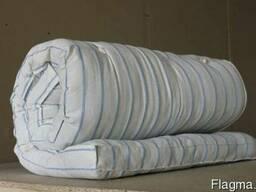 Матрас ватный детский размер 140\60 см, ткань Тик