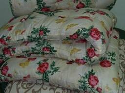 Матрас ватный 190/70 домашний текстиль