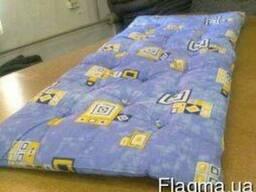 Матрас ватный ткань мебельная 140*60