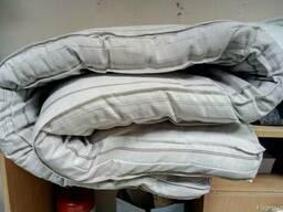 Матрас 190х70 см наполнитель швейная вата