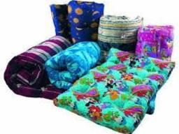 Матрасы, подушки, одеяла, постельное белье