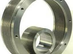 Ролик для гранулятора ОГМ, Munch RMP 420, 520